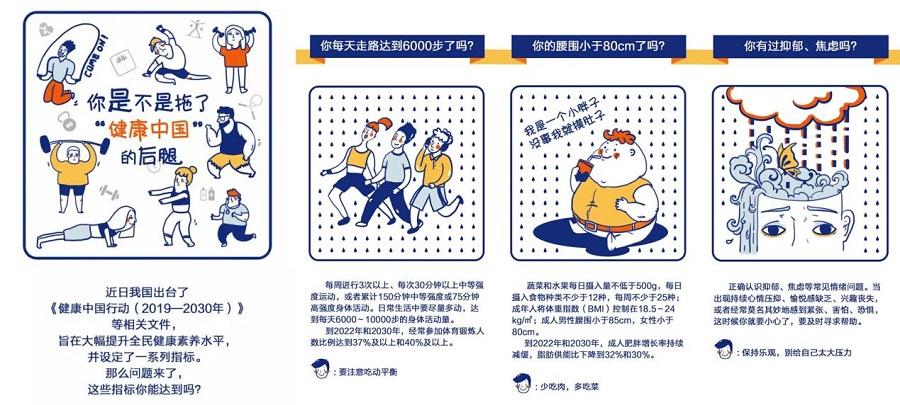 """""""警察减肥记""""走红网络 手绘漫画成政务宣传新主力"""
