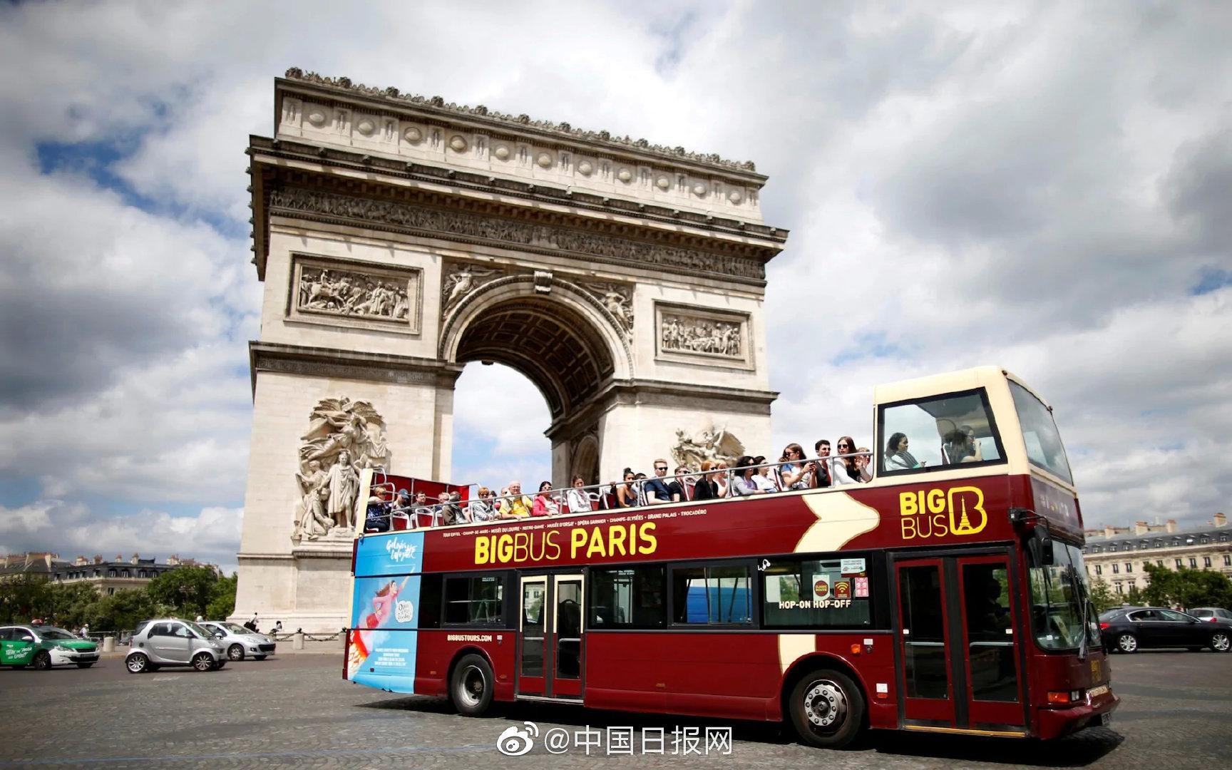 巴黎宣布禁止旅游巴士开进市中心 呼吁游人环保出行 600537每日行情