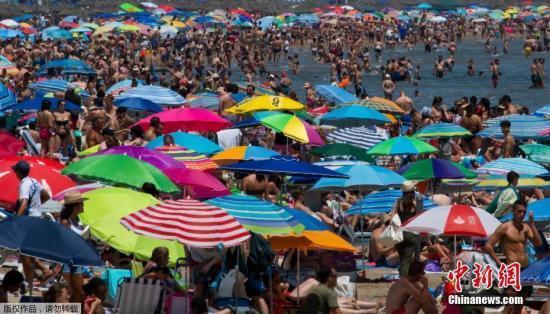 受热浪影响 全球气温飙升迎有史以来最热6月 盛和资源