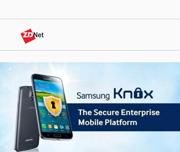 .1.据悉,该组织为非盈利性信贷融资组织,提供的手机都内置了Knox