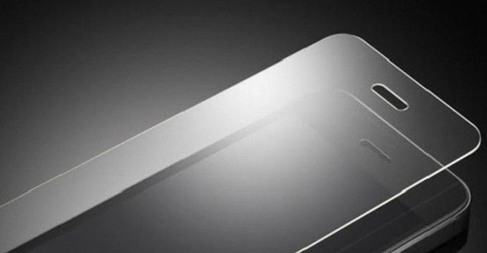 iPhone6前面板疑似非蓝宝石
