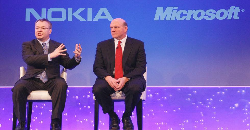 微软将裁员1.8万人 70%来自诺基亚