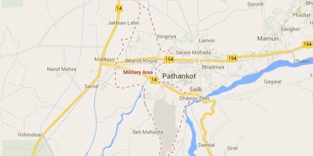 印度称谷歌地图记录机密位置