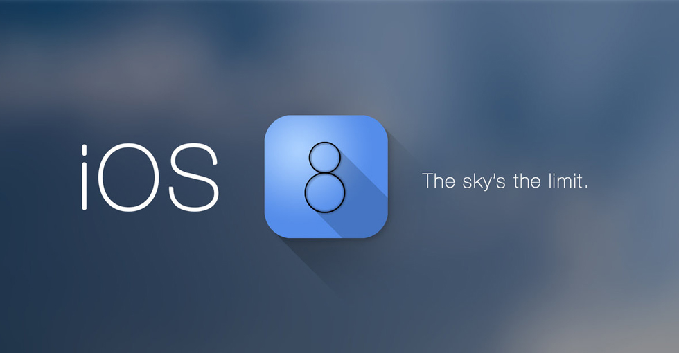 苹果iOS8系统可供下载 功能更强大