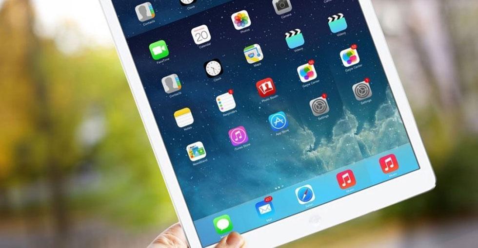 苹果供应商推迟较大尺寸iPad出厂