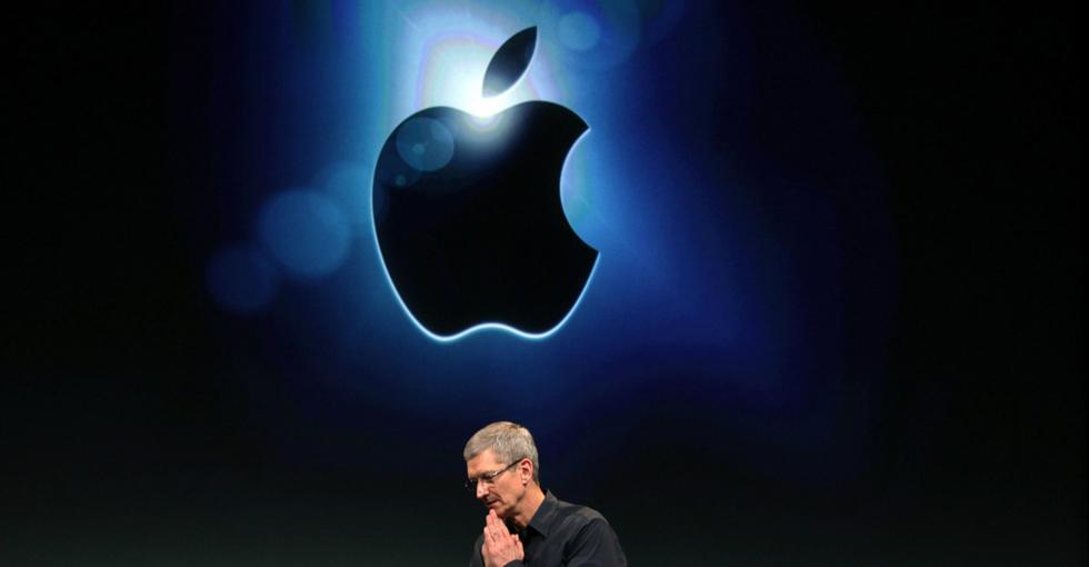苹果CEO高调出柜:为同性恋者争取权利