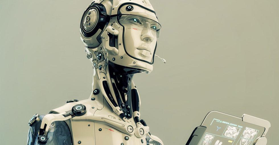 霍金称人工智能可能会终结人类时代