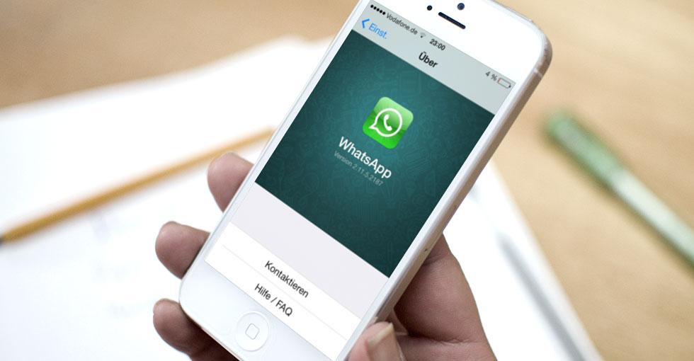 WhatsApp将添语音通话功能