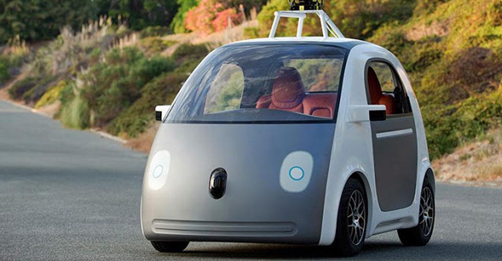 Google暂时不会涉足汽车制造行业