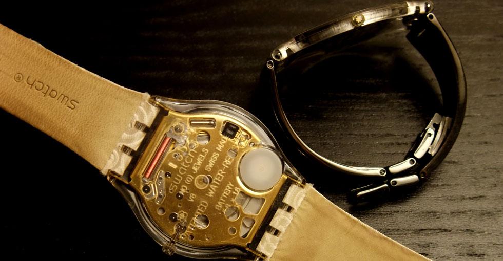 Swatch计划在三个月内发布智能手表