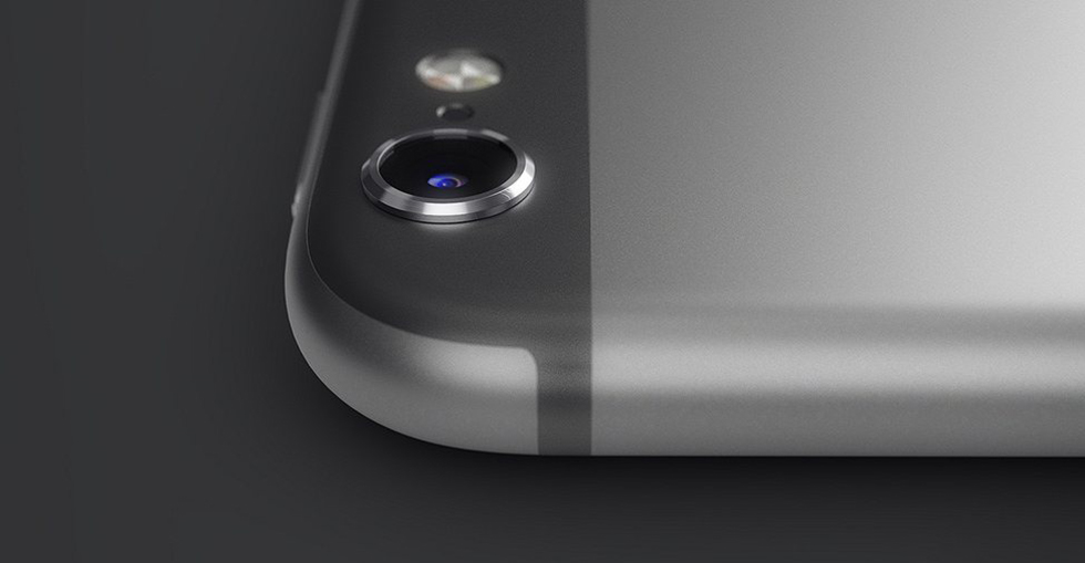 iPhone 6s后置摄像头仍是800万像素
