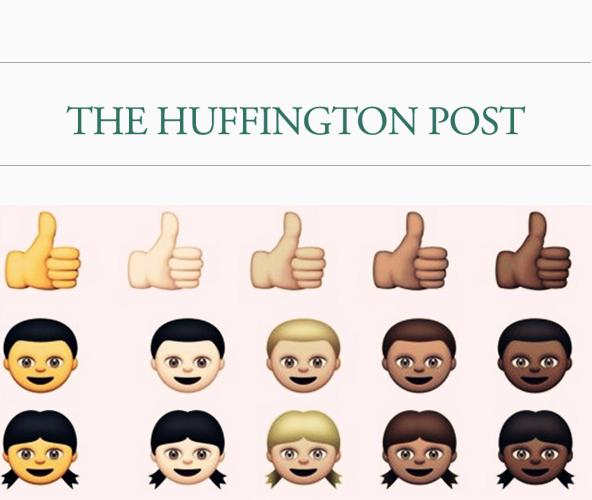 苹果推出emoji表情更新图片