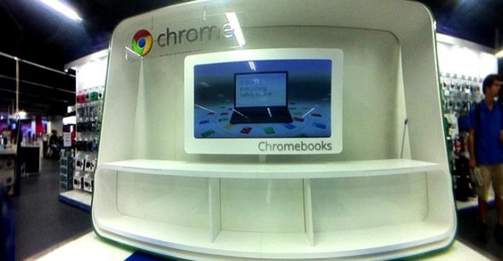 谷歌在伦敦开设首家零售体验店