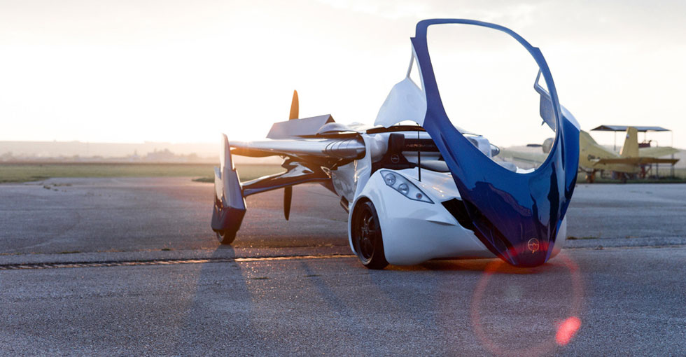 "AeroMobil飞行汽车将完工 或可实现""无人飞行"""