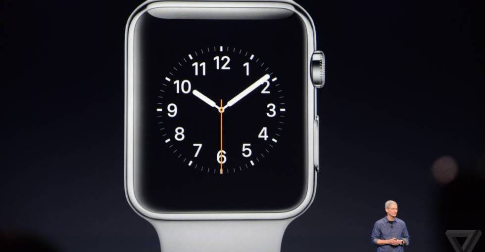 科技大事件:苹果手表首发日在美预订达百万 灰色铝制款最受欢迎