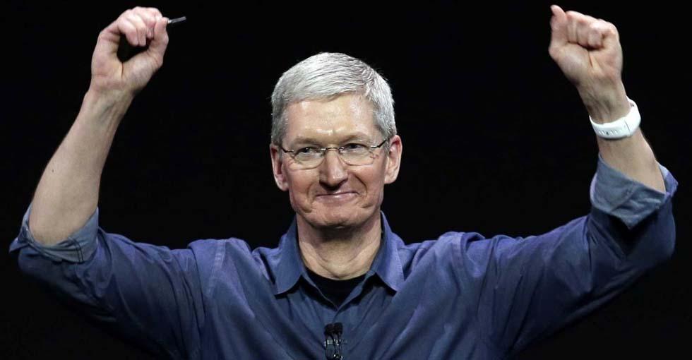 科技大事件:与苹果CEO共进午餐价格高昂 售价20万美元