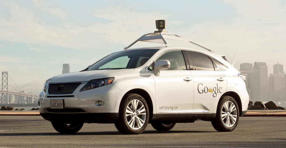 科技大事件:谷歌的无人驾驶汽车在加州发生事故