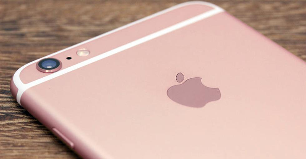 科技大事件:iPhone 6s将出玫瑰金版 摄像头像素升至1200万