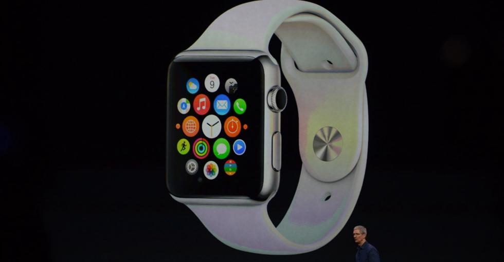 科技大事件:新苹果手表可通过击掌或握手来传递信息
