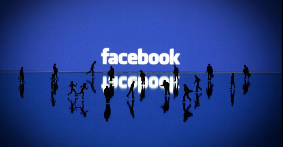 科技大事件:Facebook图标改动 女性剪影更加突出