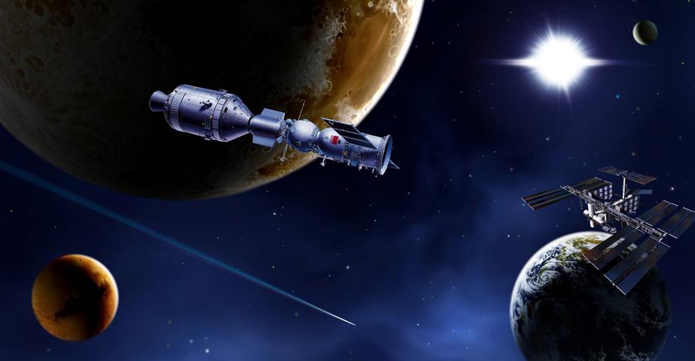 """科技大事件:三星提出""""太空互联网""""供全球数据流量使用"""