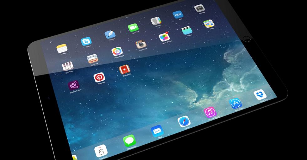 科技大事件:iPad Pro将配备Force Touch技术及手写笔