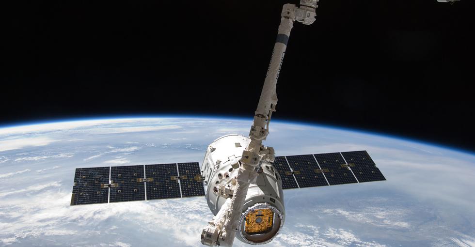 科技大事件:NASA雇佣SpaceX在2017年运送宇航员到国际空间站