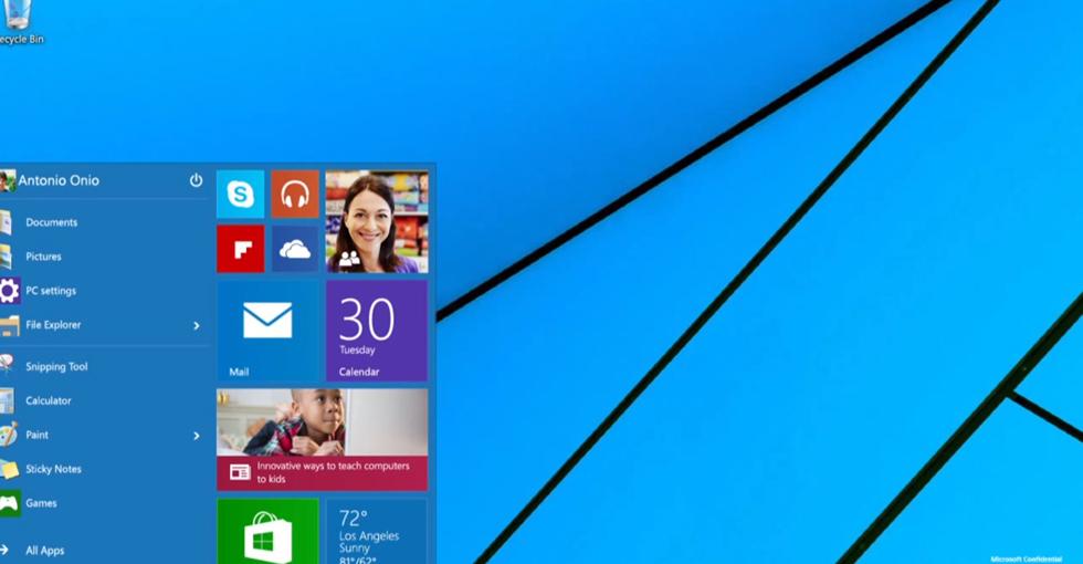 科技大事件:微软宣布Windows 10装机量已突破2亿台