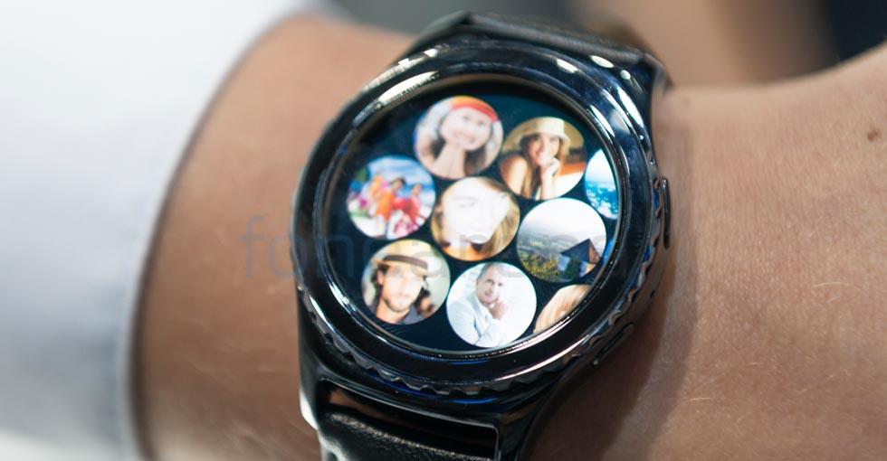 科技大事件:三星发布最新智能手表Gear S2 Classic