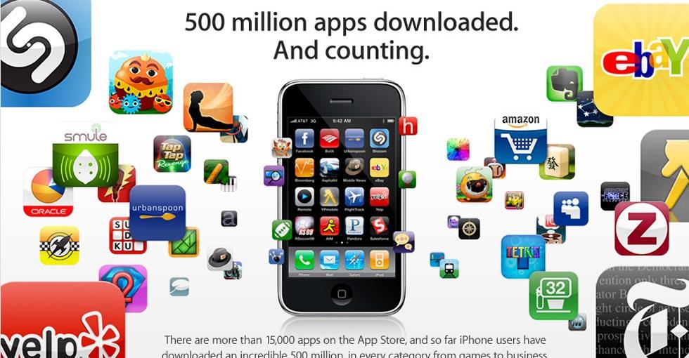 科技大事件:App Store假日期间实现两周营收11亿美元 创历史新高