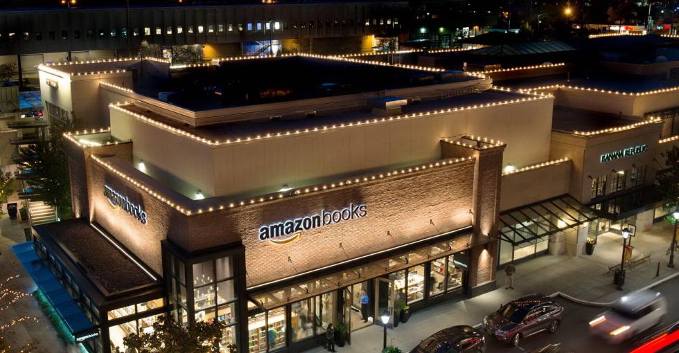 科技大事件:亚马逊开书店或效仿阿里京东 向O2O进军