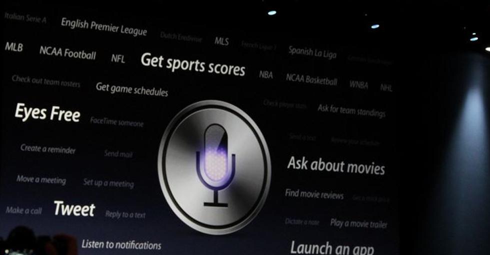 科技大事件:苹果语音助手Siri将登上Mac电脑