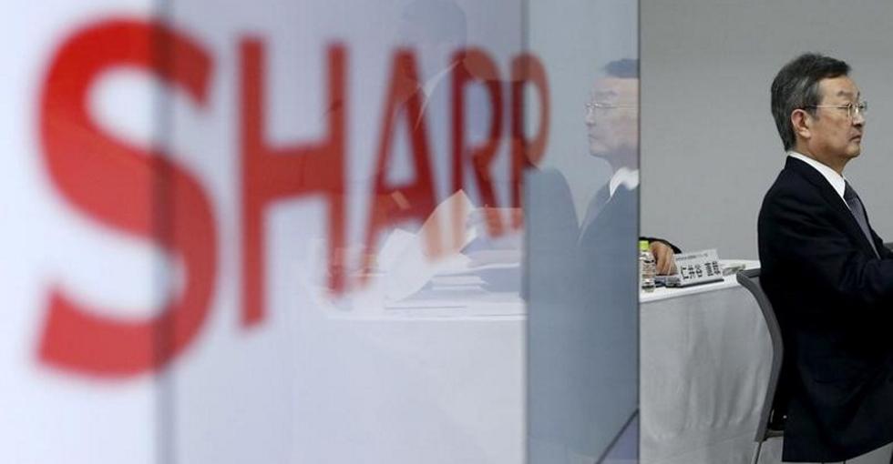 科技大事件:富士康暂缓收购夏普交易 夏普或有200亿债务