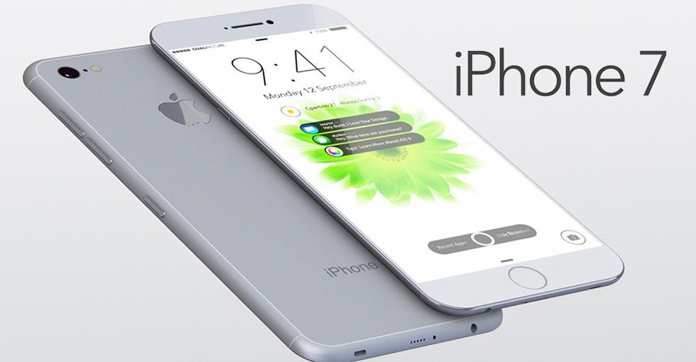 科技大事件:iPhone 7正面谍照首次曝光 Home键果真消失