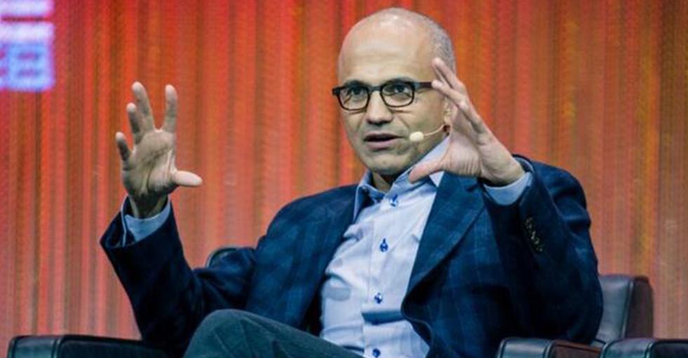 科技大事件:微软CEO纳德拉:我们不会因脱欧而撤出英国市场