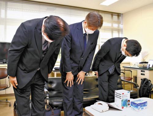 日本三重县名张市立医院一员工盗取了400只口罩并放到网店拍卖