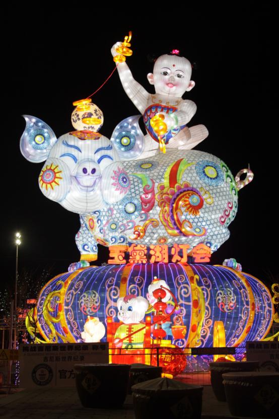 中国发现最大的乌龟_中国·淄博花灯艺术节_发现频道__中国青年网